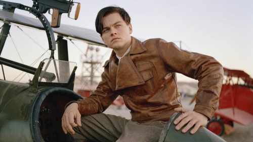 The Aviator- Leonardo DiCaprio