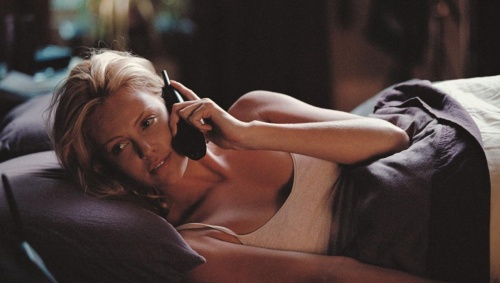 The Italian Job- Charlize Theron