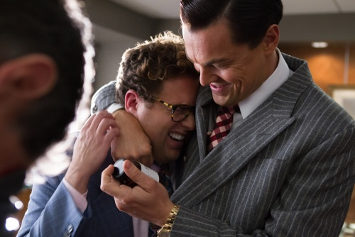 The Wolf Of Wall Street- Leonardo DiCaprio