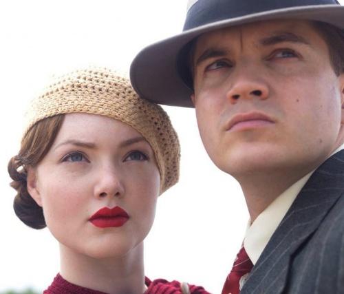 Bonnie & Clyde- Emile Hirsh & Holliday Grainger