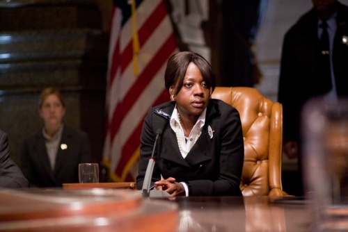 Law Abiding Citizen- Viola Davis
