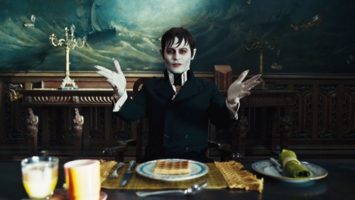 Dark Shadows- Johnny Depp