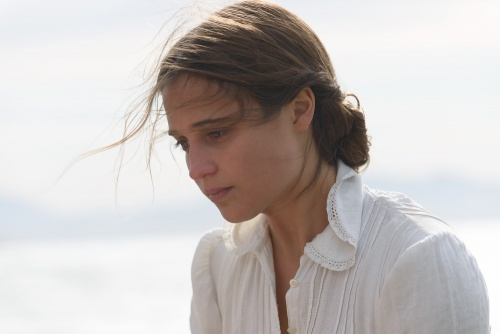 The Light Between Oceans- Alicia Vikander
