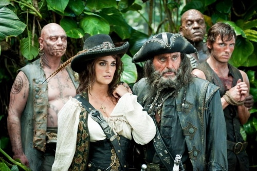Pirates of The Caribbean: On Stranger Tides- Penelope Cruz