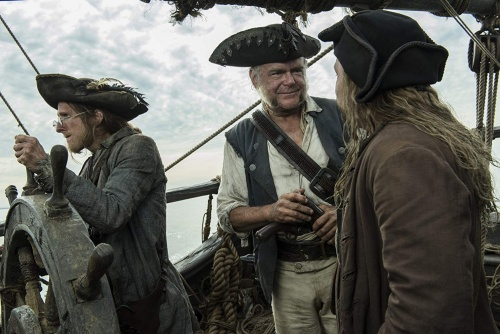 Pirates Of The Caribbean: Dead Men Tell No Tales- Kevin McNally