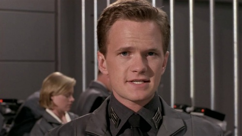 Starship Troopers- Neil Patrick Harris