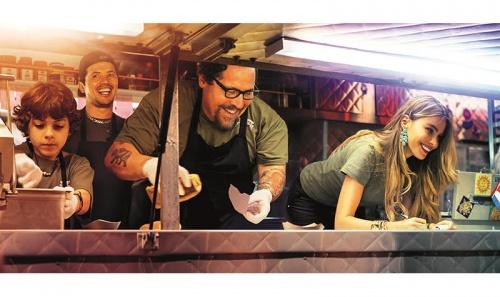 Chef- John Leguizomo & Jon Foveau