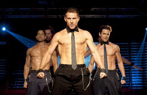 Magic Mike- Channing Tatum