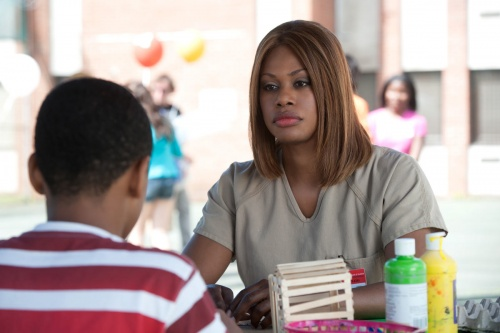 Orange Is The New Black- Laverne Cox
