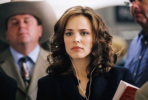 Red Eye- Rachel McAdams