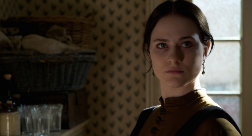 The Conspirator- Rachel Evan Wood