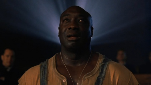 The Green Mile - Michael Clark Duncan