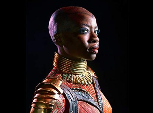Black Panther- Danai Gurira
