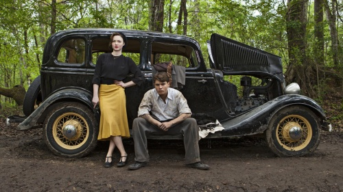 Bonnie And Clyde- Emile Hirsh & Holliday Grainger