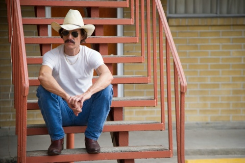 Dallas Buyers Club- Matthew McConaughey