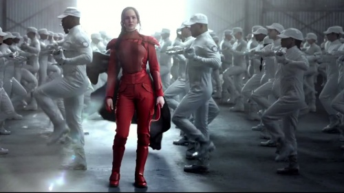 The Hunger Games Mockingjay Part 2- Jennifer Lawrence