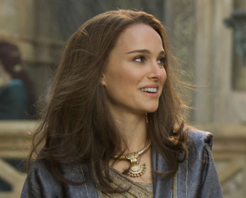 Thor: The Dark World- Natalie Portman