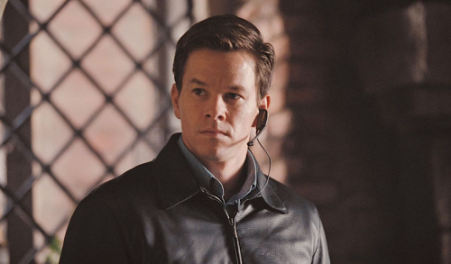 The Italian Job- Mark Wahlberg