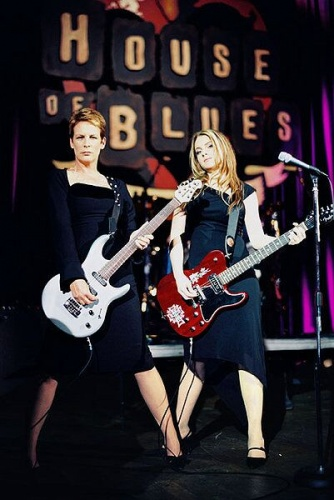 Freaky Friday- Jamie Lee Curtis, Lindsey Lohan