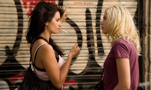 Vicky Cristina Barcelona- Penelope Cruz, Scarlett Johansson