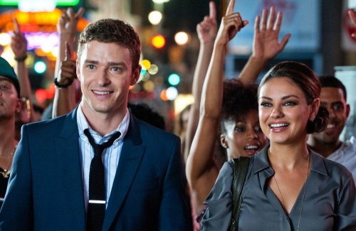 Friends With Benefits- Justin Timberlake & Mila Kunis