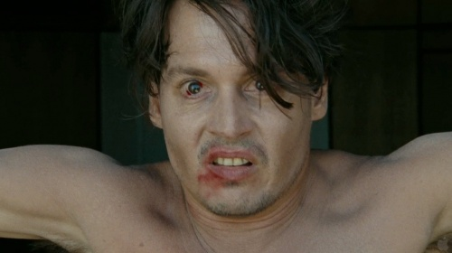 The Rum Diary- Johnny Depp