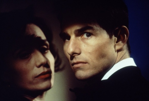 Mission Impossible - Kristin Scott Thomas, Tom Cruise