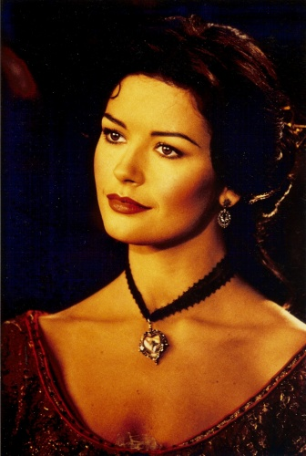 The Mask of Zorro - Catherine Zeta Jones