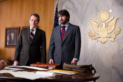 Argo- Bryan Cranston, Ben Affleck