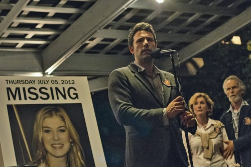Gone Girl- Ben Affleck, Rosamund Pike