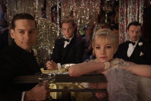 The Great Gatsby- Leonardo DiCaprio, Tobey Maguire, Joel Edgerton, Carey Mulligan