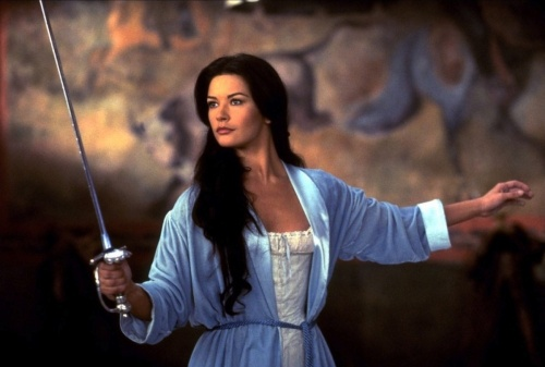 The Mask Of Zorro - Catherine Zeta-Jones