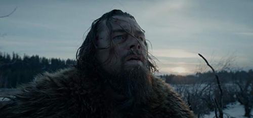 The Revenant- Leonardo DiCaprio