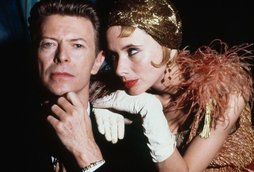 The Linguini Incident- David Bowie, Roseanna Arquette