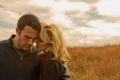 To the Wonder- Ben Affleck, Rachel McAdams