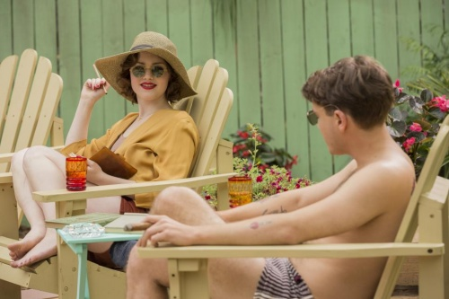Bonnie And Clyde- Holliday Grainger & Emile Hirsh