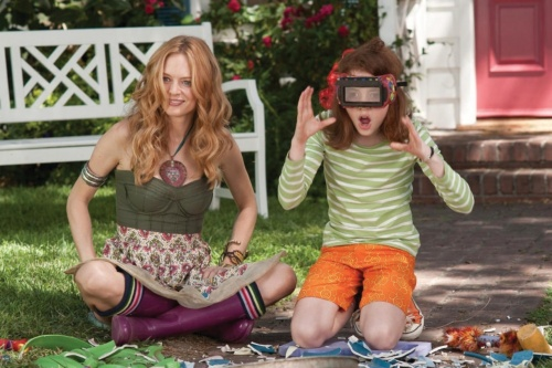 Judy Moody And The Not So Bummer Summer- Heather Graham