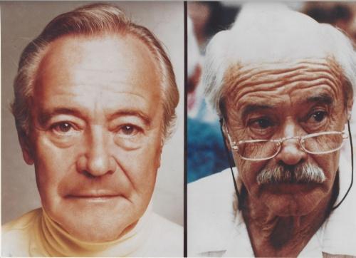 Dad- Jack Lemmon - 20 Year Aging
