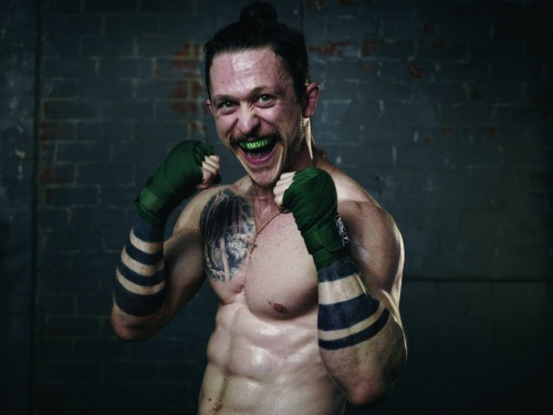Kingdom- Jonathan Tucker