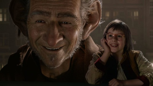 The BFG - Mark Rylance