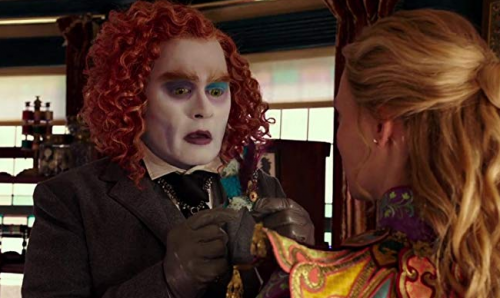 Alice Through the Looking Glass- Johnny Depp