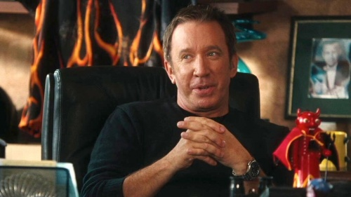 Six Weeks Of Henry Lefray- Tim Allen