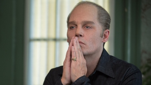 Black Mass- Johnny Depp