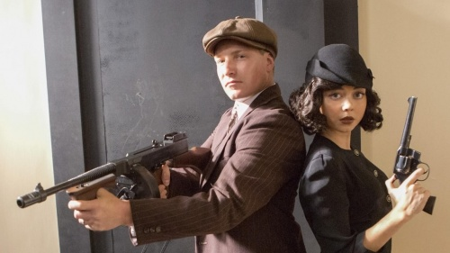 Bonnie And Clyde- Lane Garrison & Sarah Hyland