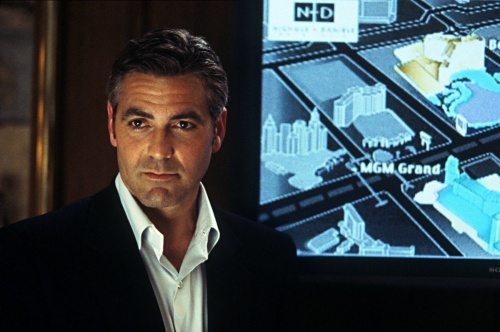Oceans Eleven- George Clooney