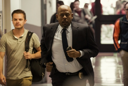 Taken 3- Forest Whitaker