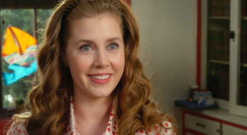 The Muppets- Amy Adams