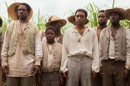 12 Years A Slave- Cheiwetel Eijofor