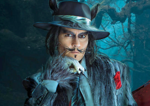 Into The Woods- Johnny Depp