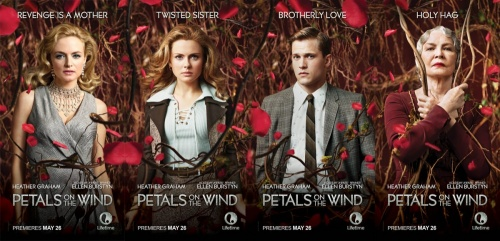 Petals on The Wind- Heather Graham, Rose McIver, Wyatt Nash, Ellen Burstyn